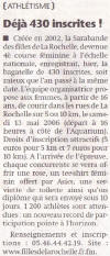 Article du 25 Avril 2006
